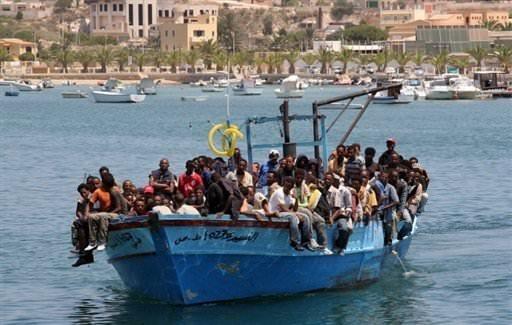 rifugiati Lampedusa