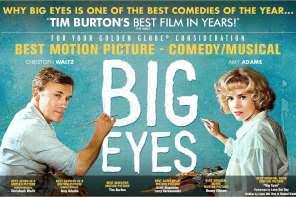 """Gli occhi sono lo specchio dell'anima, dicono. """"BIG EYES"""""""