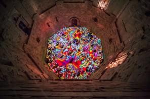 Tapis Magiques – L'Origine du Monde: l'alchimia di Miguel Chevalier
