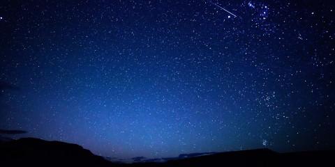 cielo-stellato,-orizzonte,-meteorite-198271