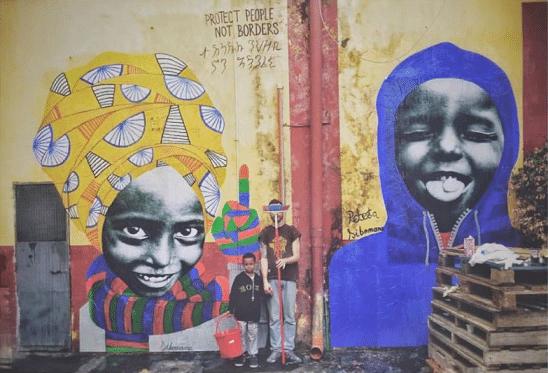Sibomana, l'artista della solidarietÀ: una missione di vita