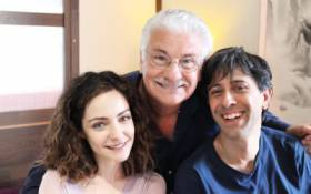 Valentina Corti, Gianni Franco e Adelmo Togliani La macchina umana