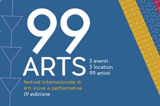 99 arts, festival internazionale di arti visive e performative