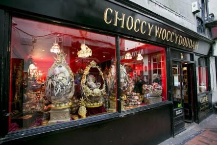"Choccywoccydoodah, la ""cioccopasticceria"" dolce e fatata"