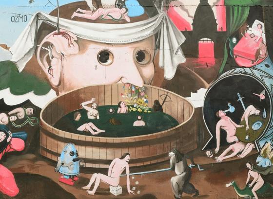 Ozmo a palazzo velli – incontro tra arte e realtÀ virtuale