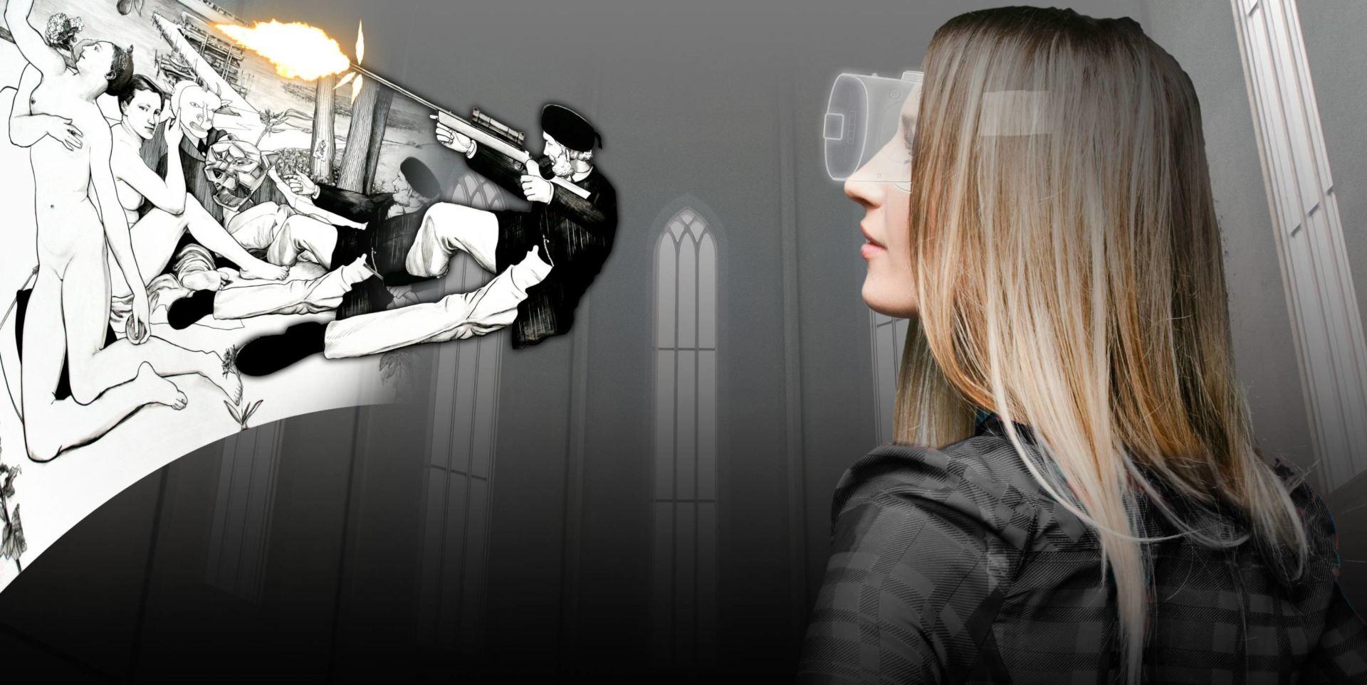 Ozmo e la realtÀ virtuale