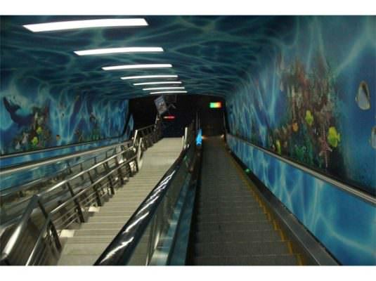 15 - shanghai Bund Sightseeing Tunnel - flickr-anapaulahirama