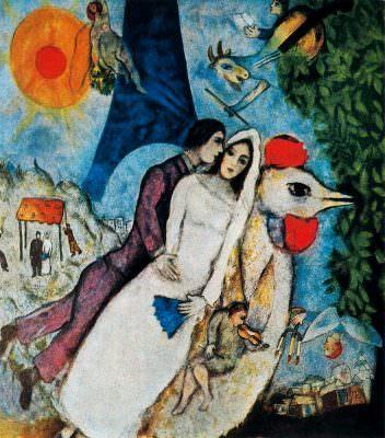 nozze chagall
