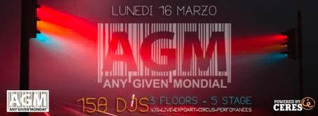 ANY GIVEN MONDIAL
