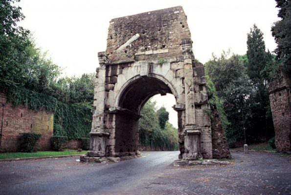 Arco di druso, Panorami sonori