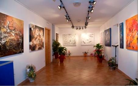 Çirò Gallery Atelier - lo studio dell'artista Antonella Magliozzi (2)