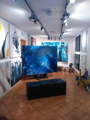 Çirò Gallery Atelier - lo studio dell'artista Antonella Magliozzi