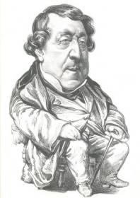 Rossini - caricatura