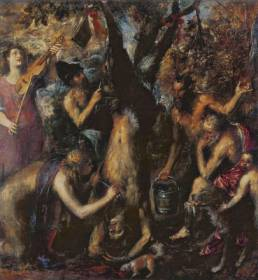 TItian_-_The_Flaying_of_Marsyas
