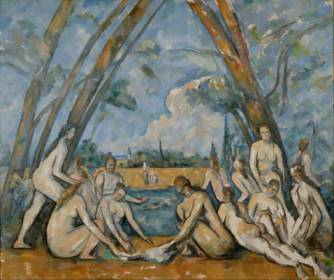 800px-Paul_Cézanne,_French_-_The_Large_Bathers_-_Google_Art_Project