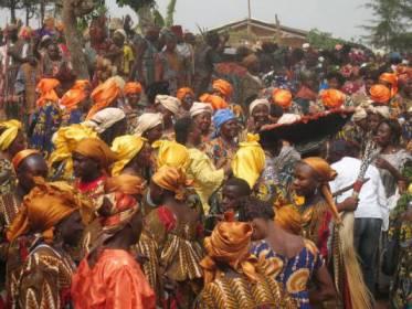 De Camerun, particolare