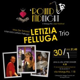 Letizia Felluga in Via Margutta