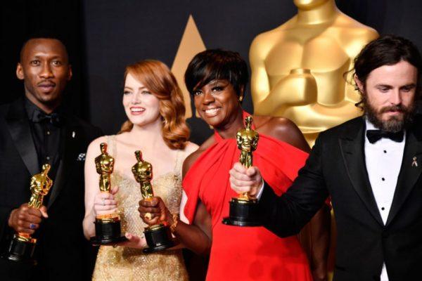 Oscar 2017, migliori attori