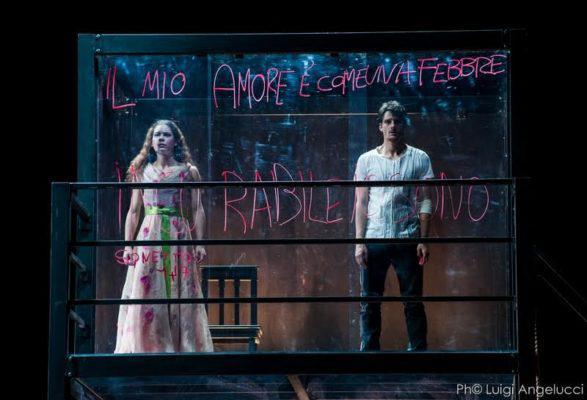 Romeo e Giulietta all'Eliseo