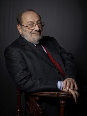 Umberto Eco, ph. di Mussacchio & Iannello