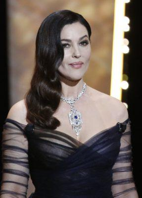 Monica bellucci a Cannes 2017