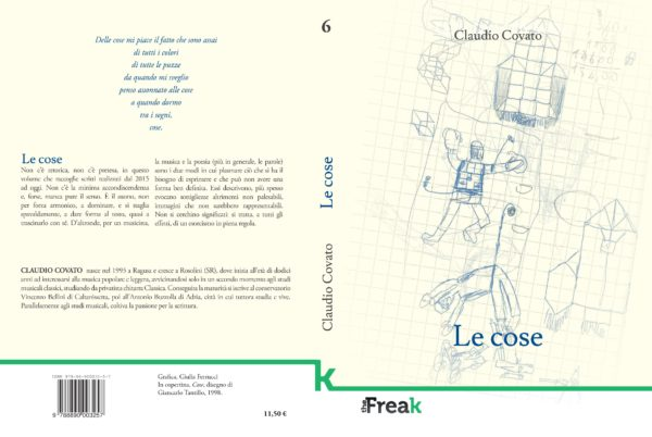 Le cose - Claudio Covato