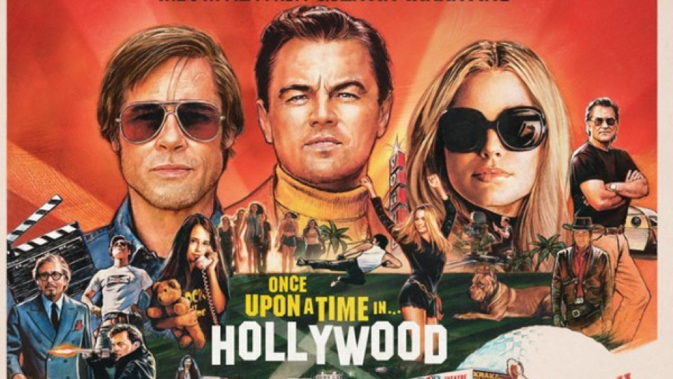 Once upon a time in Hollywood - la videorecensione