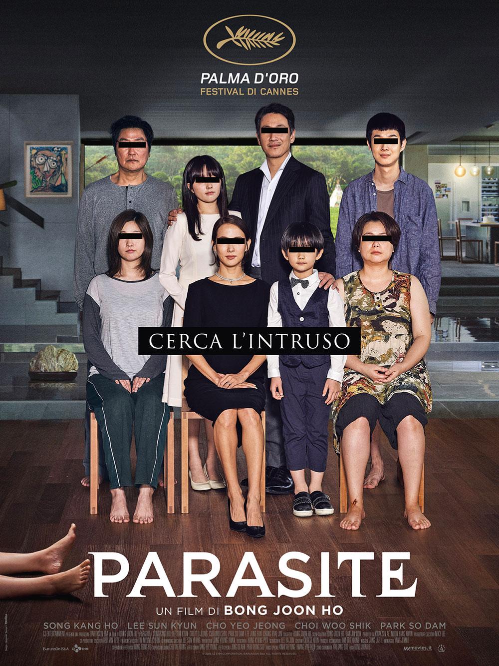Le divisioni sociali di Parasite