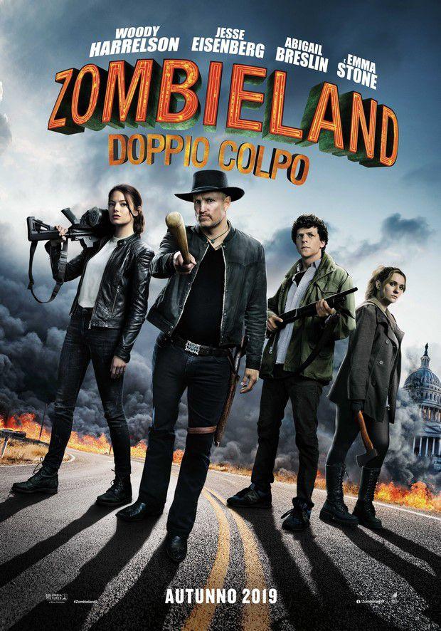 Zombieland 2, l'horror non è mai stato così pop