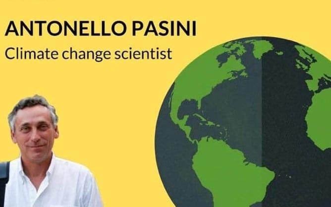 Il cambiamento climatico: intervista ad Antonello Pasini