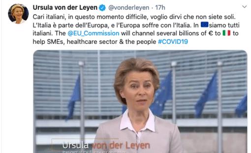 UE, altrimenti è la fine