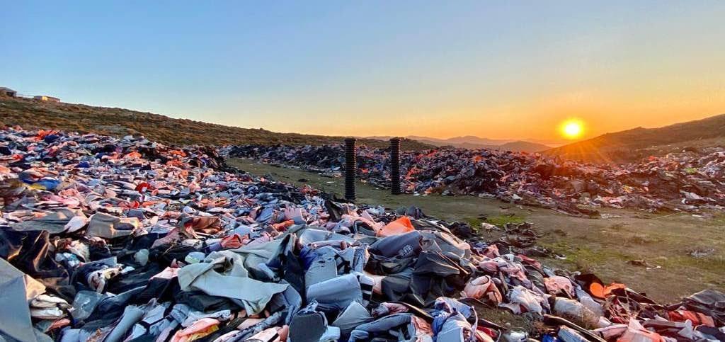 Cronache di quello che sta succedendo a Lesbo, Grecia, Europa
