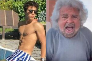 Ciro e Beppe Grillo